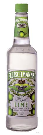 Fleischmann Vodka Lime